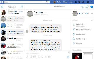 cronologia messenger