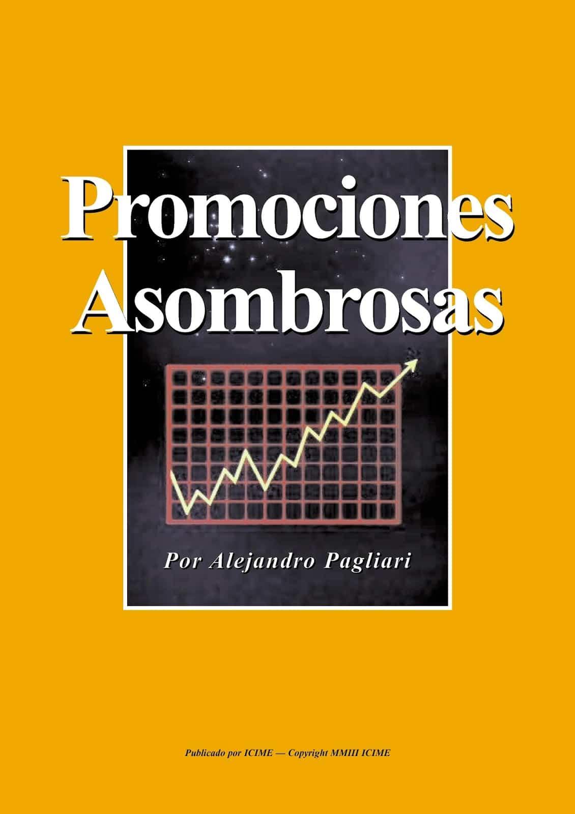 Promociones asombrosas – Alejandro Pagliari