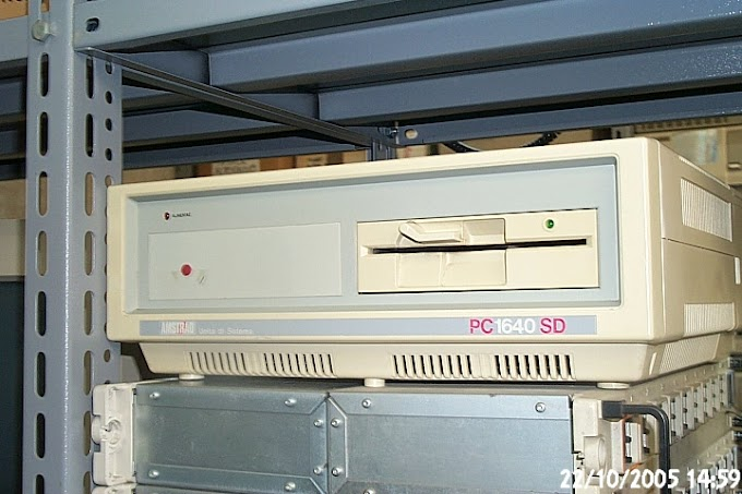 Amstrad PC1640SD