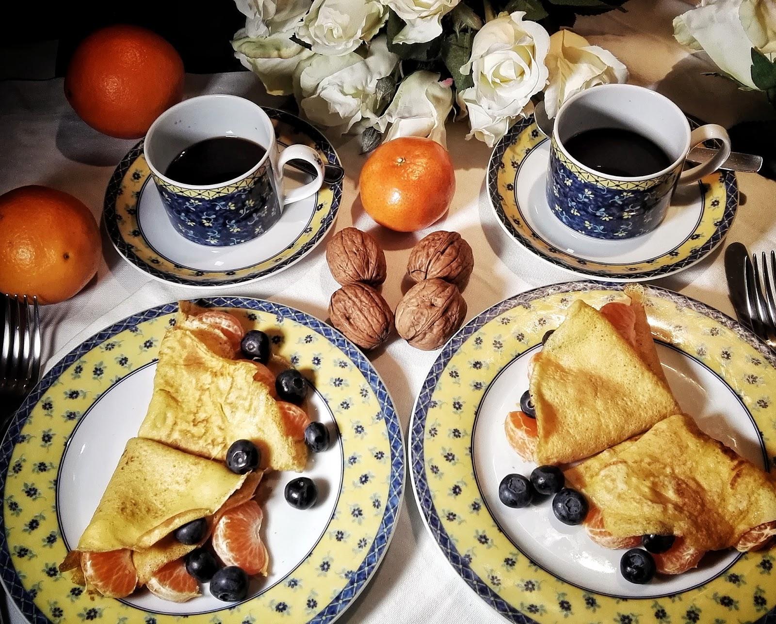 desayuno profuso afinarse 20 min