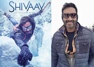 Shivaay Movie Trailer