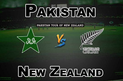 New Zealand, Pakistan, Tour, Schedule, 2018, UAE, t20, odi, test, cricket, matches, Starts Time, Squads list.