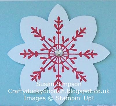 Stampin' Up! UK Independent Demonstrator Susan Simpson, Craftyduckydoodah!, Tin of Tags, Supplies available 24/7,