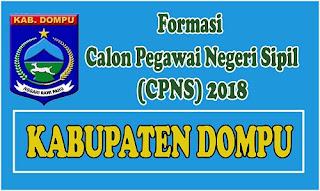 Formasi CPNS Kabupaten Dompu dan Seleksi Jabatan Tertinggi
