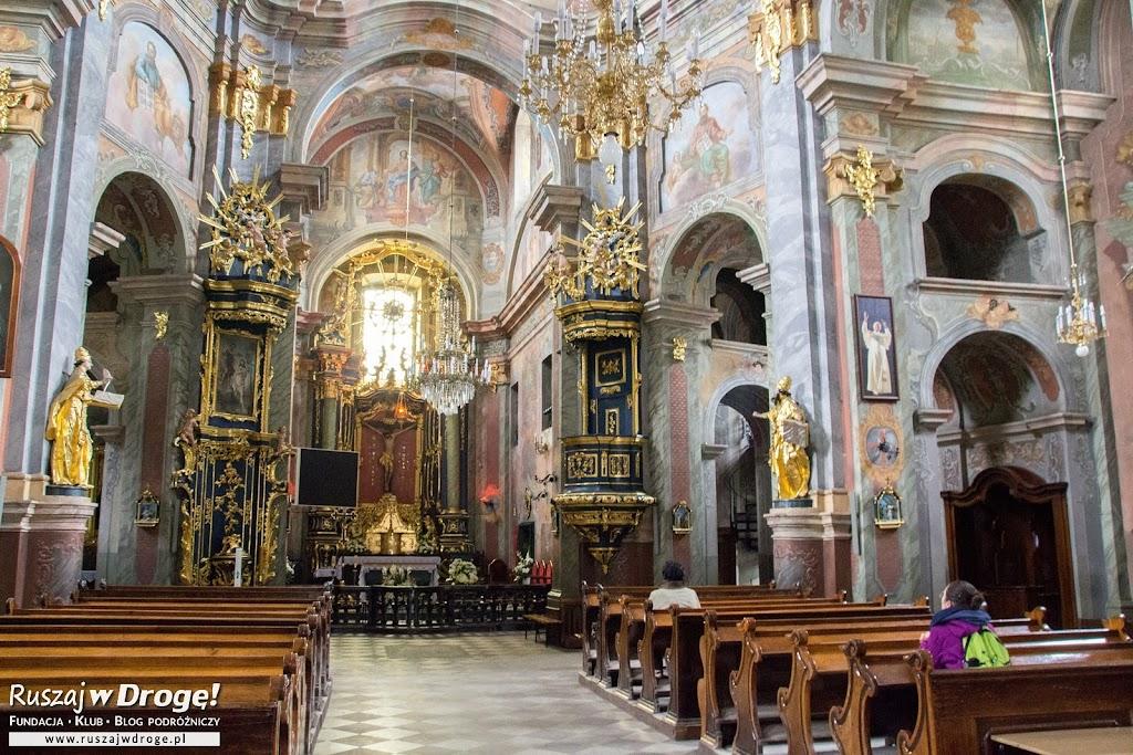 Chełm - kościół pw. rozesłania apostołów