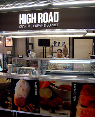 High Road Craft Ice Cream, Sweet Auburn Curb Market