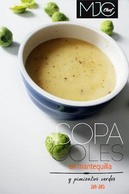 Sopa de coles