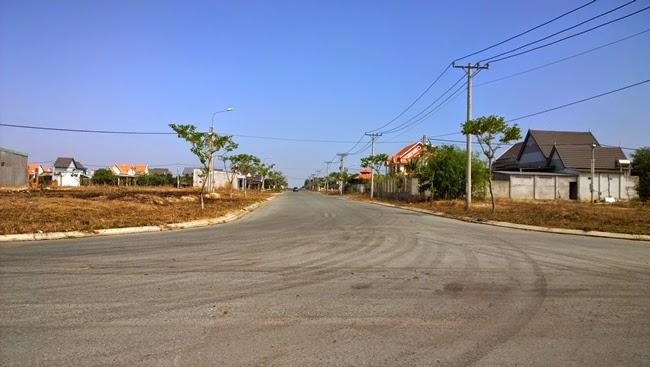 đất thành phố mới Bình Dương