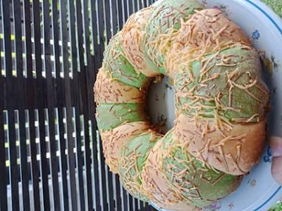 resep dan cara membuat roti sobek lembut