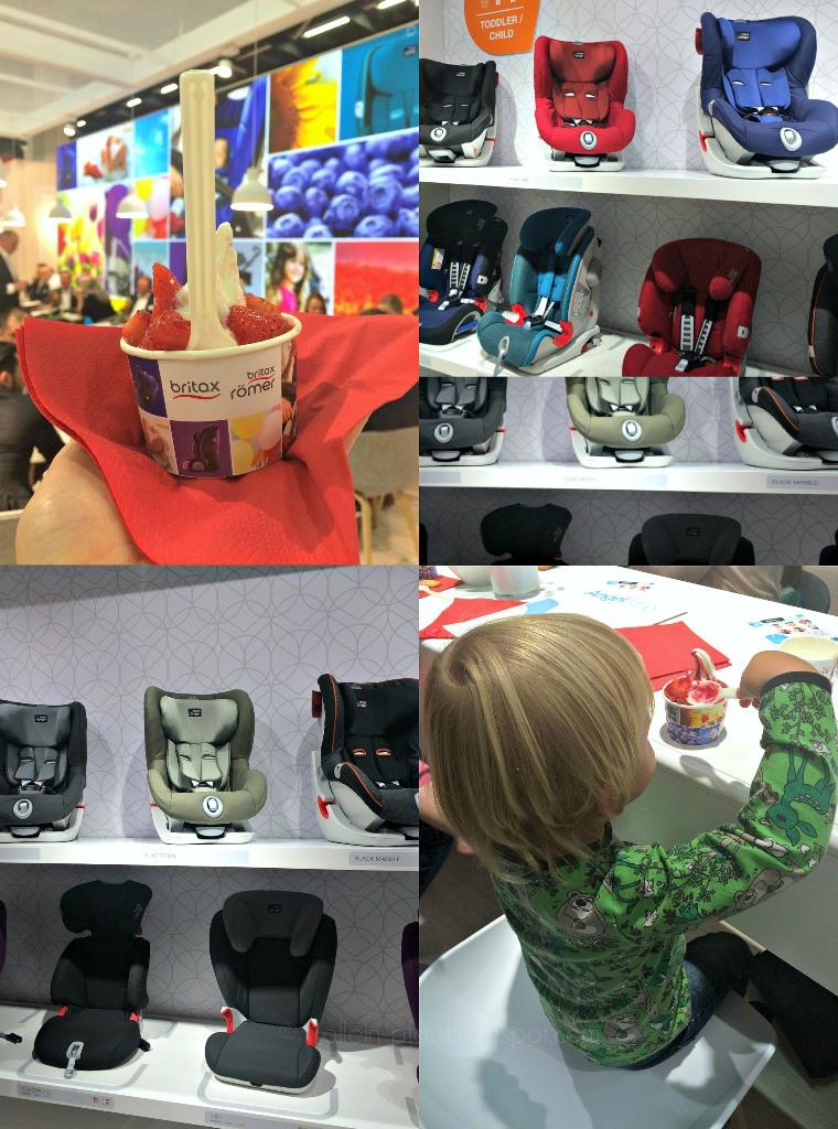 Kind+Jugend Messe Köln 2016, Kinder und Jugend Messe, Messe Köln, Britax Bloggerevent, Britax Römer Kindersitze Kinderwagen, Messestand, Messebesuch