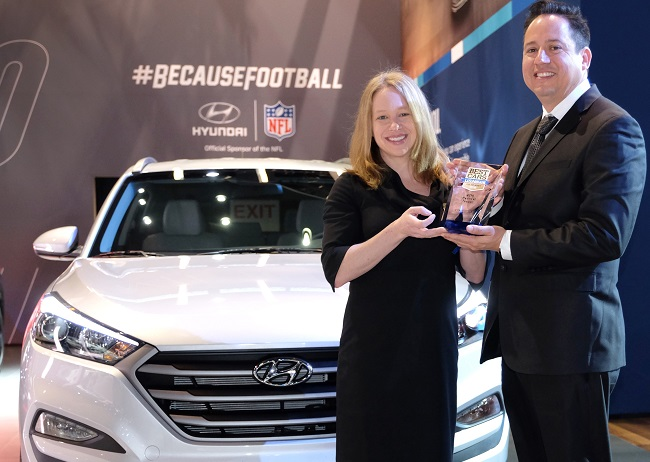 Hyundai Tucson giành giải xe Compact SUV giá trị nhất