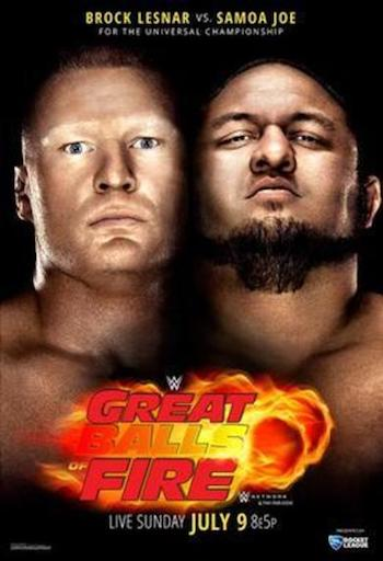 WWE Great Balls Of Fire 2017 PPV Download