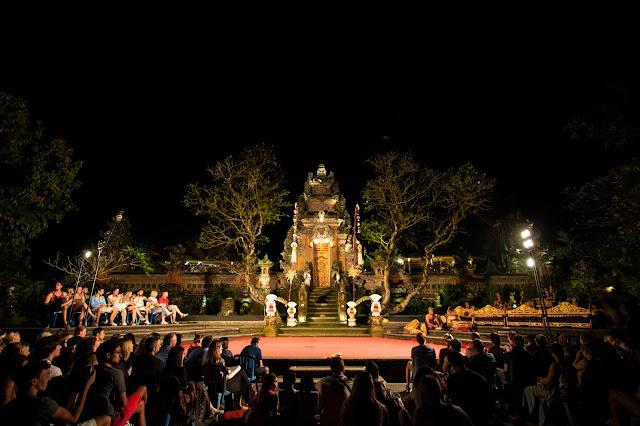 Tempio Saraswati, Ubud-Bali