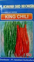 jual cabe king chilli, benih cabe king chilli, bibit cabe king chilli, cabe king chilli terbaru, lmga agro, harga murah, terbaru, online, toko