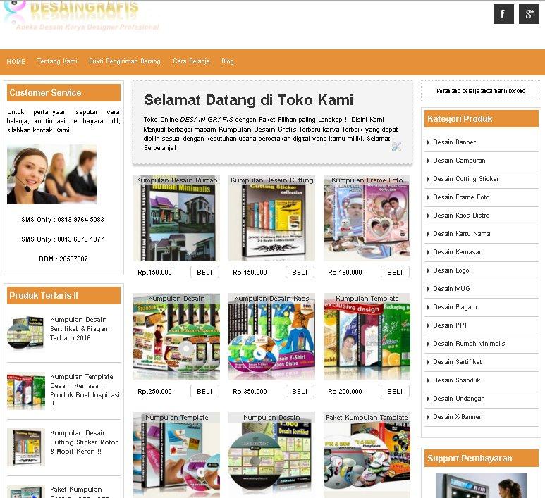 Toko Online dengan Blogspot !! | Dahlan Epsoner