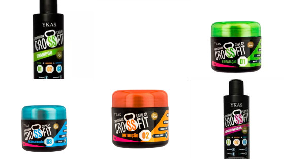 produtos crossfit ykas low poo