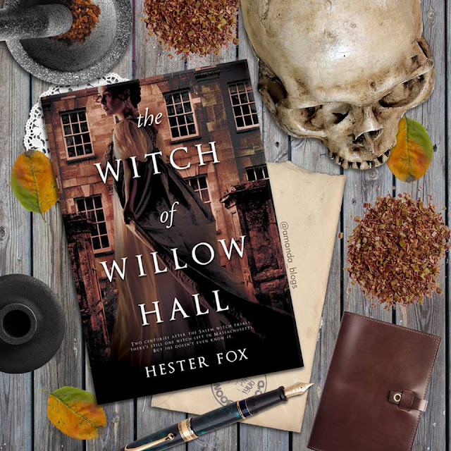 The Witch of Willow Hall Book Review