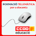 Oferta formativa online per docents