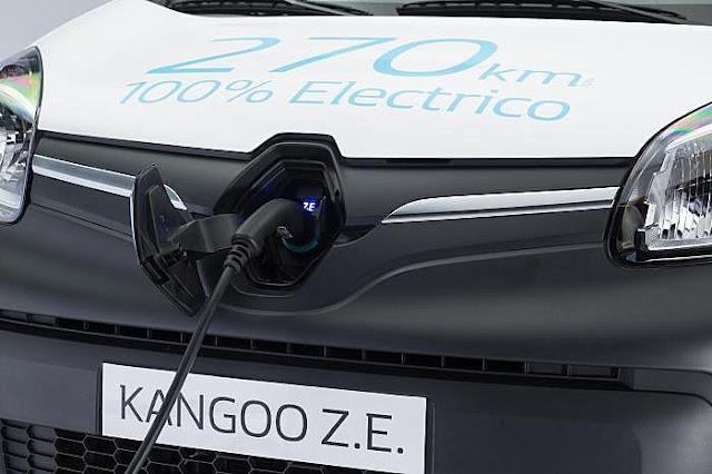 Renault se convierte en la primera terminal automotriz argentina en comercializar un vehículo eléctrico en el país
