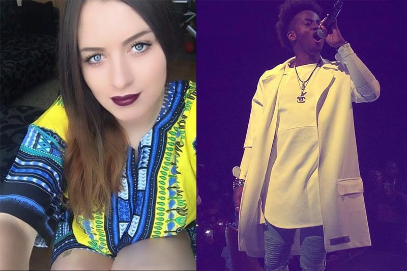 Is this oyibo girl Korede Bello's girlfriend?