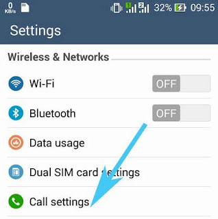 Setting Private Number di Smartphone Andorid 1