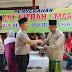 Keluarga Besar Polres Bangkalan Serahkan Zakat Fitrah