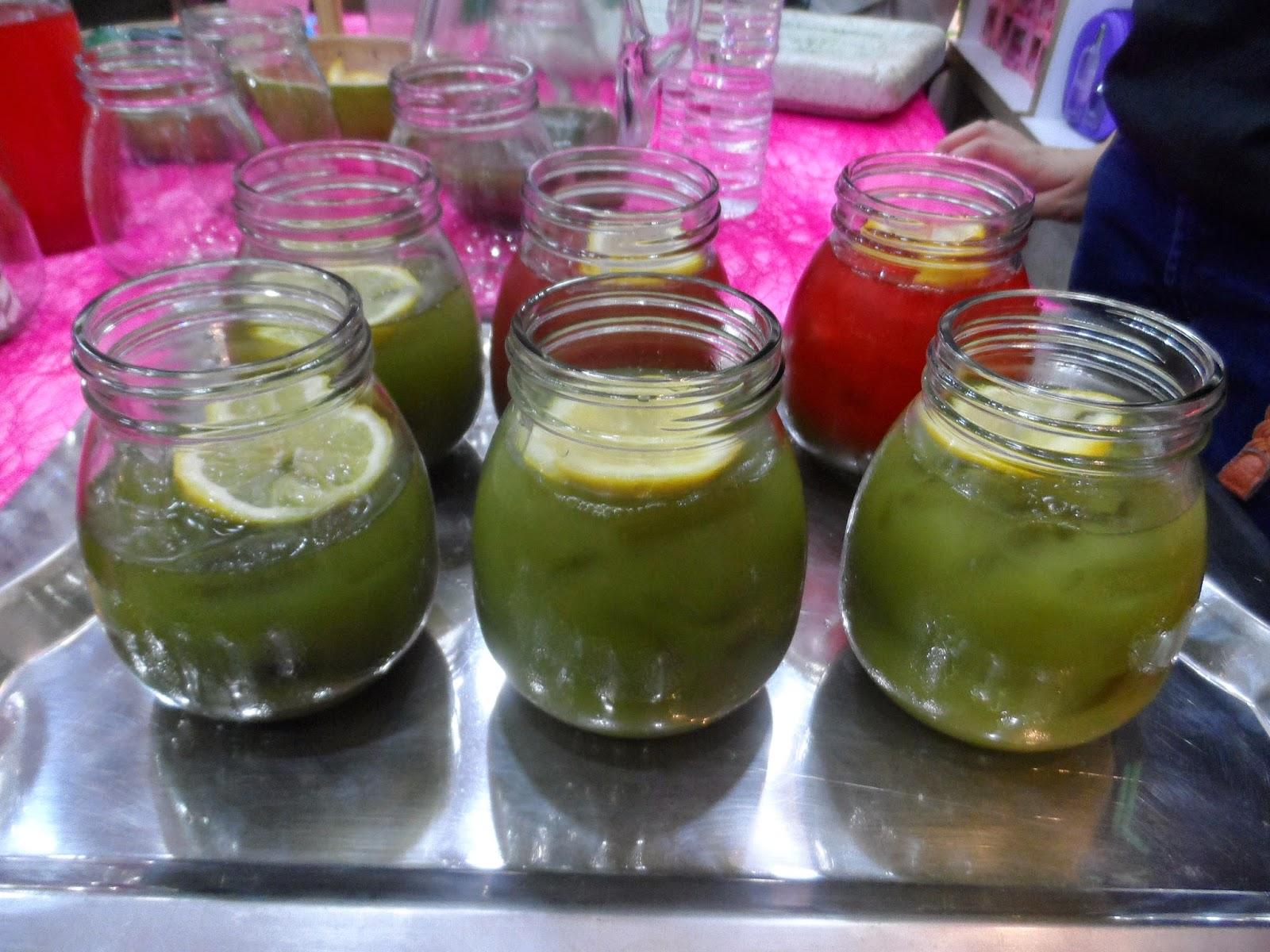 cool skin treats healthy drinks