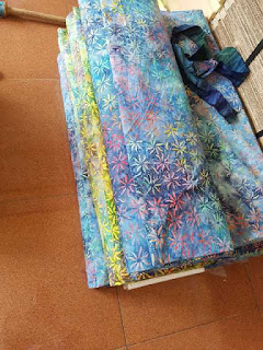 extra Wide batik fabric