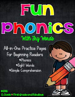 Fun Phonics with Fry Words