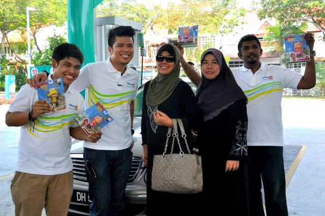 PETRONAS Switch for XTRA - Team Awal Ashaari