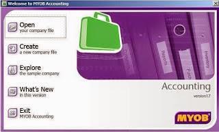 Download Software Akuntasi MYOB v17 Full Serial Number