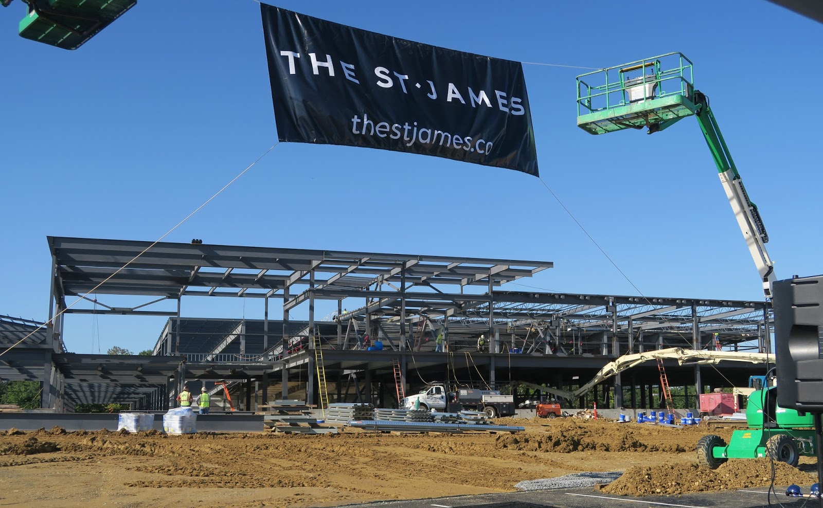 The Annandale Blog St James Sports Complex To Open In