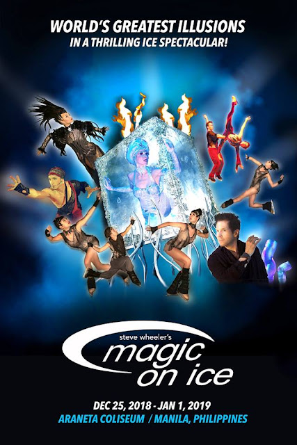Catch The Magic On Ice This Christmas Season
