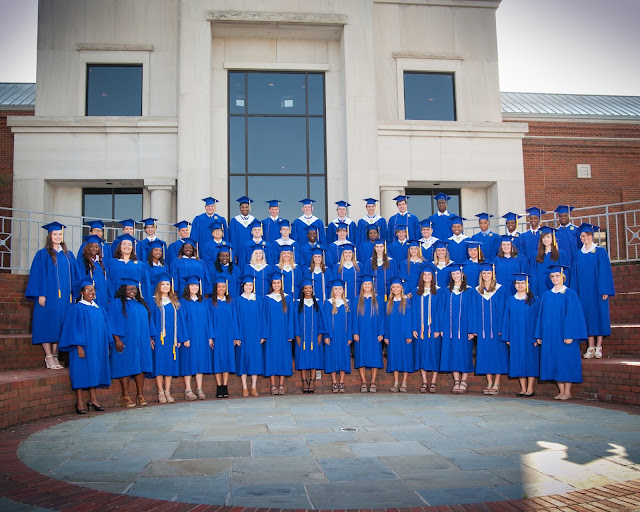Congratulations to the 141st Graduating Class of Montgomery Catholic Preparatory School! 1