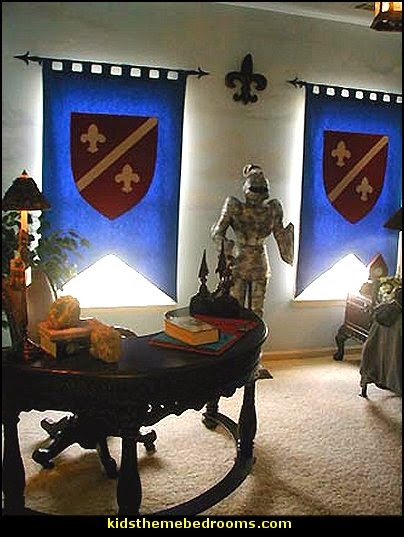 Decorating Theme Bedrooms Maries Manor Medieval Knights
