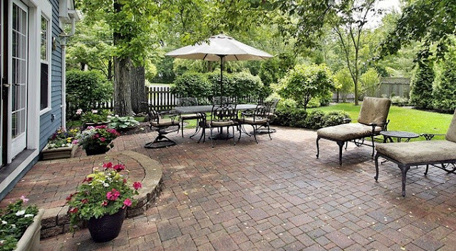 Upgrade Your Curb Appeal with Stamped Concrete - Home Design my