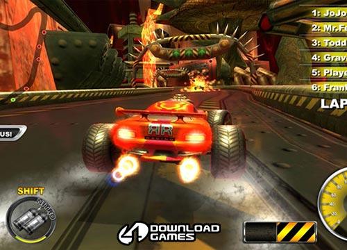 تحميل لعبة سباق قتال السيارات Lethal Brutal Racing للكمبيوتر واللاب توب