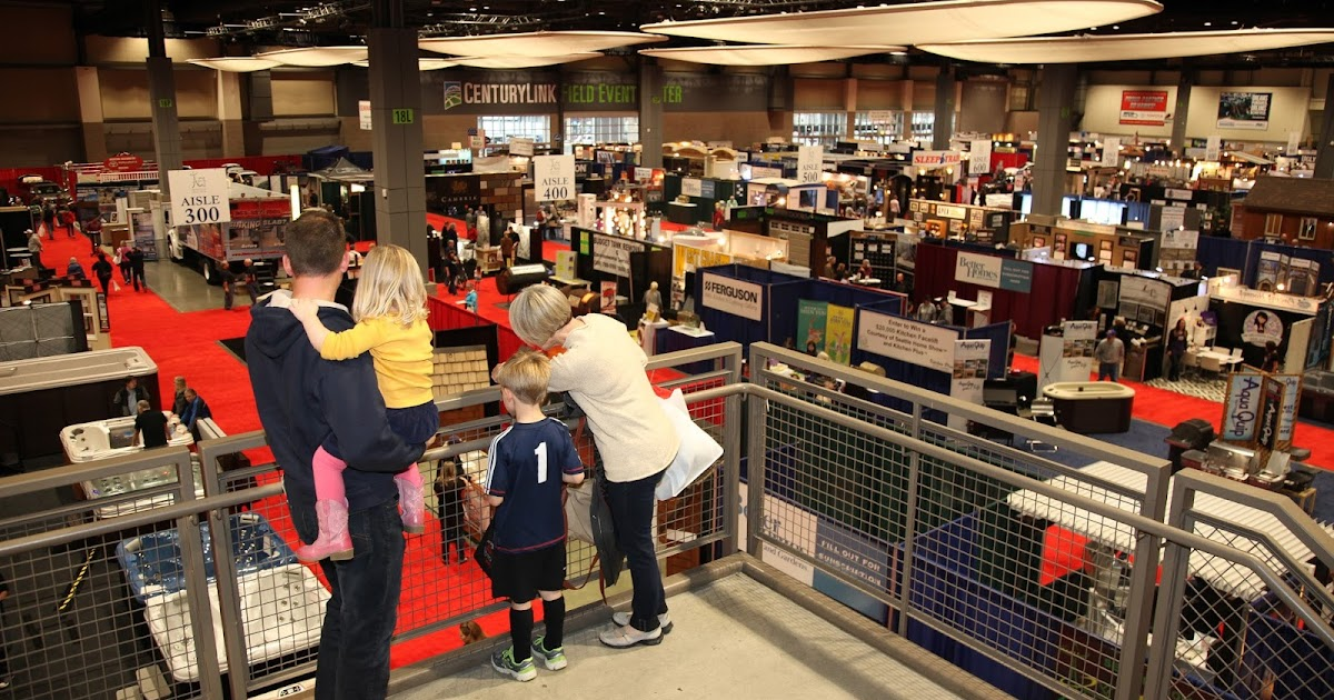 "Seattle Home Show : ""Spring into Action"" on Your Home Improvement ..."