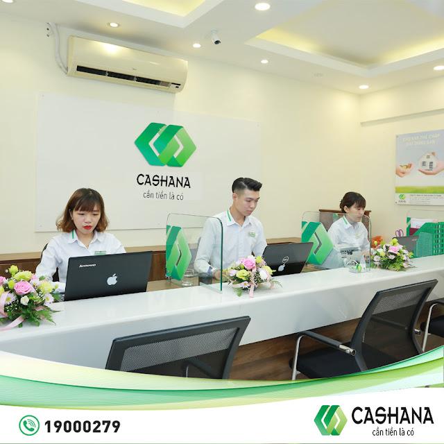 Cashana là lựa chọn tốt nhất về tài chính