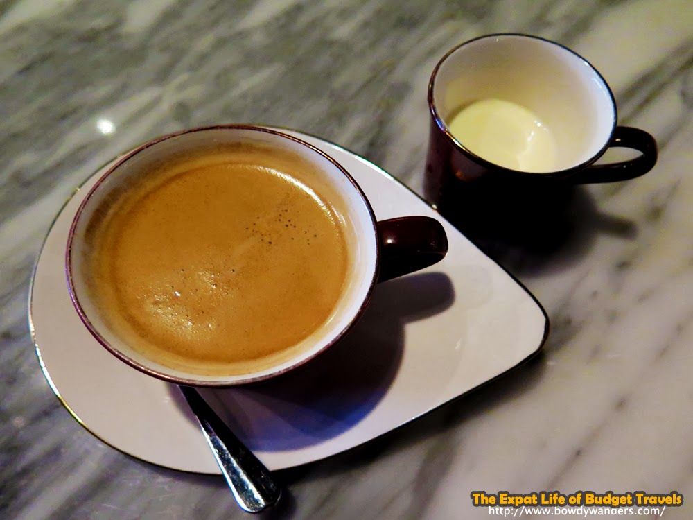 bowdywanders.com Singapore Travel Blog Philippines Photo :: Singapore :: Real Food Café: It's all about Organic Coffee