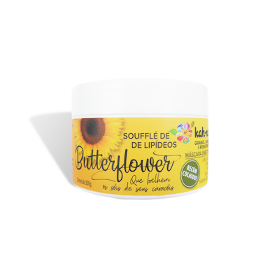 Resenha Máscara Umectante Butterflower da Kah-noa