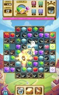 Jewel Cubes apk MOD Hack Cheat