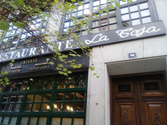 Restaurante La Toja, nueva apertura.