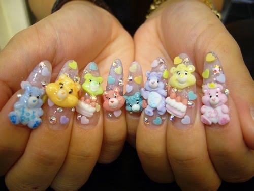 Japanese Nail Art