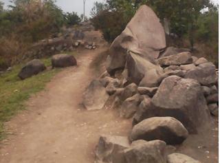 foto gunung kasur