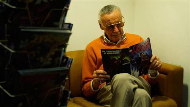 Stan Lee Morreu: grandes poderes, grandes responsabilidades