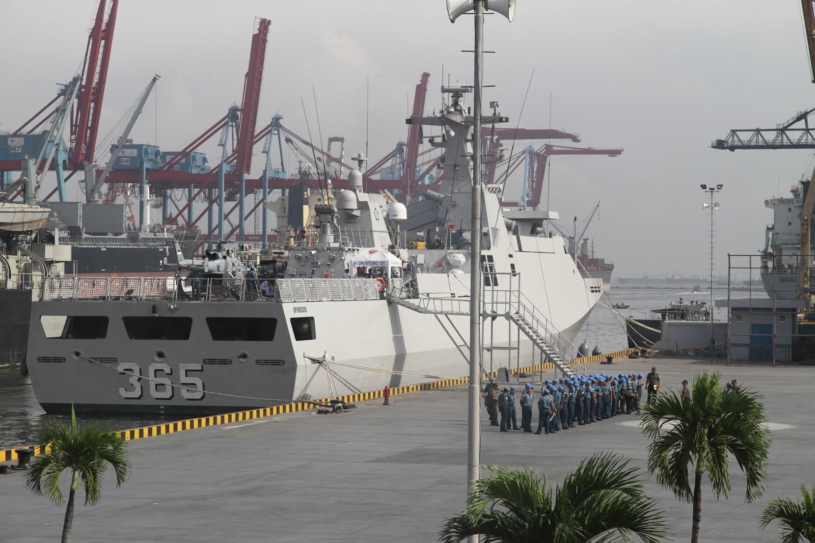 Wisata Edukasi Kapal Perang Untuk Anak TK-SD ...