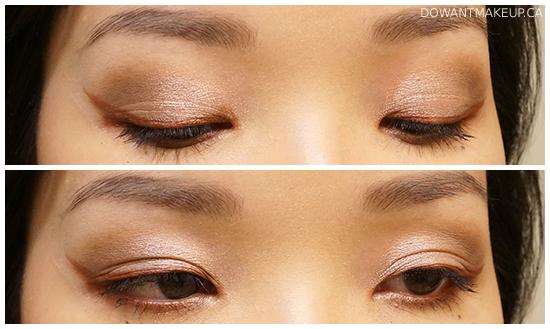 Lise Watier Féline Eyeshadow Quartet