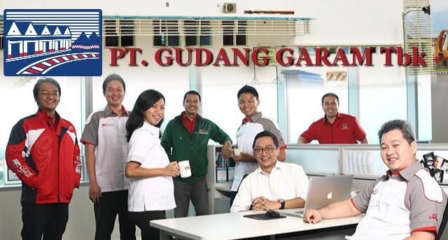 Lowongan Kerja PT. Gudang Garam Tbk, Jobs: Lab Analyst Senior, Assistant Manager Intelijen Bisnis.