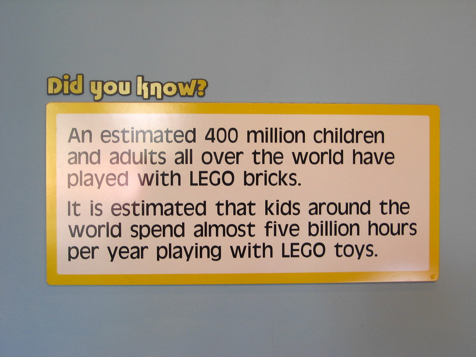 Who Knew Lego S Could Be So Much Fun